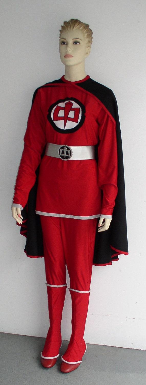 Greatest American Hero William Katt Tunic Pants Cape Costume Prop. $2,125.00, via Etsy.
