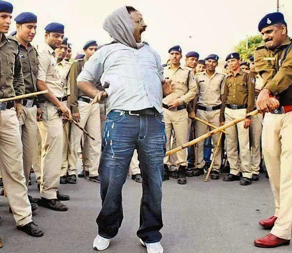 Delhi ex CM Arvind Kejriwal's funny picture.