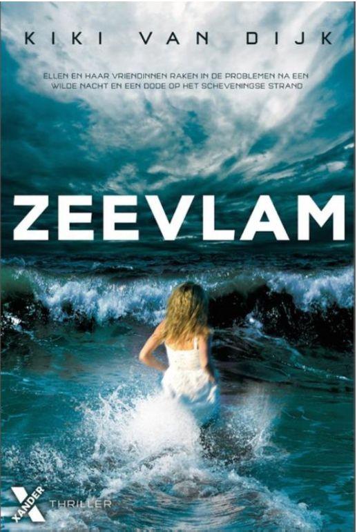 Zeevlam, Kiki van Dijk Win een lekker lezende thriller voor de vakantie! Ongemerkt blijf je doorlezen! #recensie #winactie