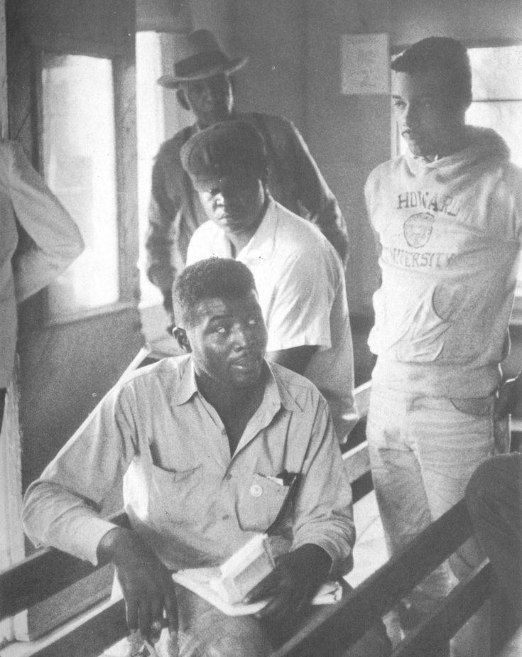 SNCC field secretaries, Greenwood, Mississippi