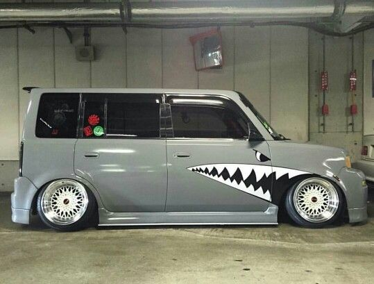 466 best images about first gen scion xb 39 s toyota bb 39 s for Garage toyota valence
