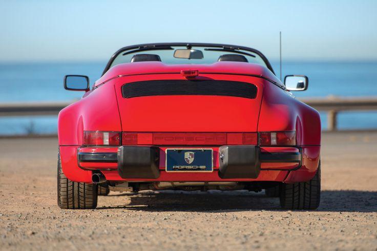 Immaculate Porsche 911 Speedster In All Its Glory #Porsche911 #ClassicCars
