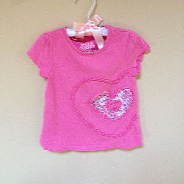 The Children's Place Pink Tshirt 24M