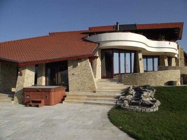 modern exterior design, love this unique design, style, house, amazing, detached house, exclusive