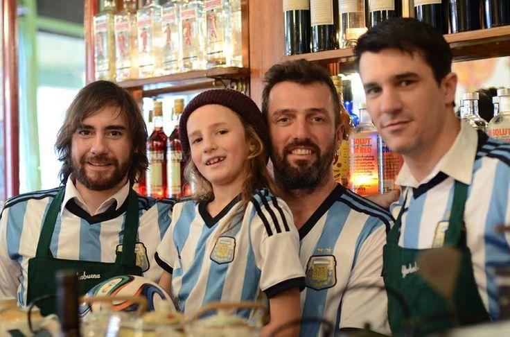 Palpitando el Mundial...
