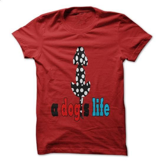 A Dogs Life - #graphic tee #black hoodie mens. I WANT THIS => https://www.sunfrog.com/Pets/A-Dogs-Life.html?60505