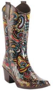 1000  ideas about Cowboy Rain Boots on Pinterest   Rain boots, Red ...