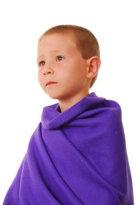 """Craft/Sensory - """"How to Make Your Own Weighted Blankets"""" Make toddler sized ones to give to autistic children. Kids work together. Perhaps could adapt to no-sew tying the sides version. They could do the cutting and tying. Could be a sensory activity. Thinking of Others Person."""
