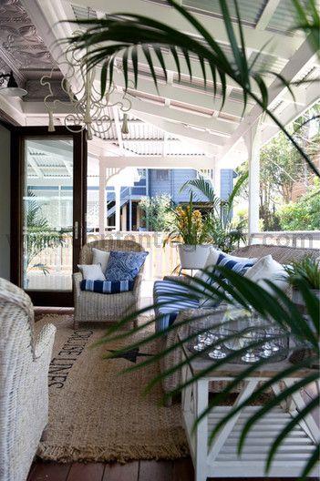 Relaxed Queensland outdoor room