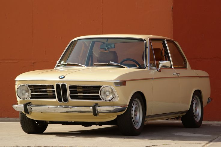 This 1973 BMW 2002 has been with the seller for 11 years and is modified with a both BMW and aftermarket parts, along with a retrimmed interior. It is powered by an E30 M3 S14 block paired to an E12 head, which makes for 131 WHP. Additional modifications include an E21 5-speed, 3.91 rear end with LS