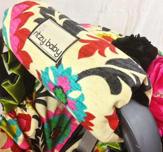 Arm Pad, Car Seat Arm Pad, Add to my order to match my infant car seat cover on Etsy, $25.00
