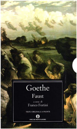 Faust by Johann van Goethe [favorite quote: Ah yes, if I could have a magic cloak to whisk me off to foreign lands, I should not trade it for the richest robes, nor for the mantle of a king.]