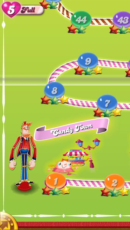Candy Crush Saga Wears The Pants In Our Relationship