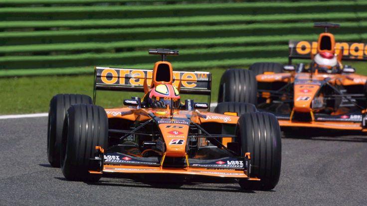 2001 Formula 1 Grand Prix of San Marino