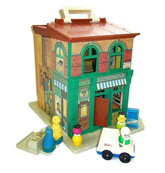 Fisher Price Sesame Street