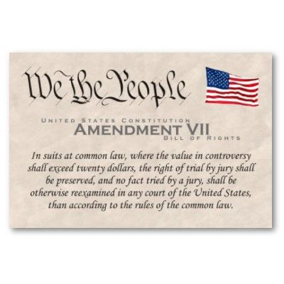7th+Seventh+Amendment | 7th amendment