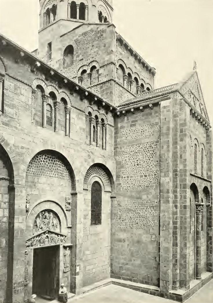 464 best images about n d du port basilique 63000 clermont ferrand vers 1080 1100 on - Rue du port clermont ferrand ...