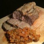 Roast beef!