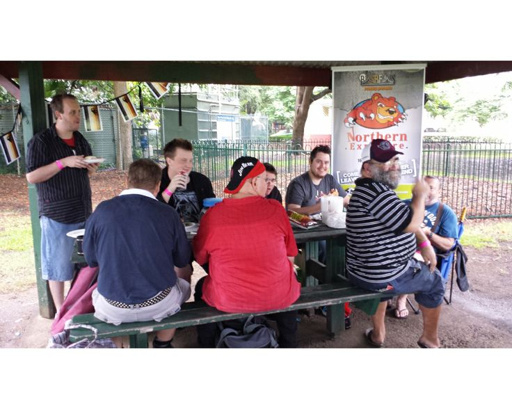 Brisbears Picnic New Farm Park 2014 - QNews