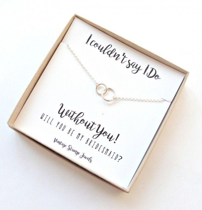 be my bridesmaid eternity bracelet gift | be my bridesmaid jewelry | http://emmalinebride.com/wedding/be-my-bridesmaid-jewelry/
