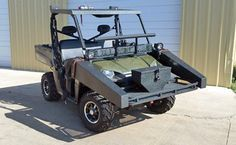 Warn Industries - South Texas Outfitters' Polaris Ranger is ready for hunting season