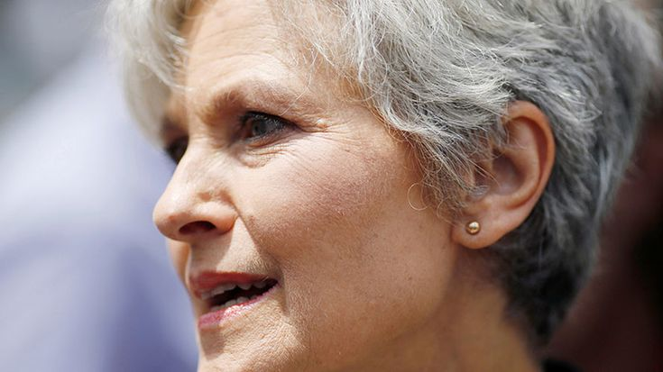 """Debunking the media's smear campaign against Green presidential candidate Jill Stein """"The surging fundraising and poll numbers for Green Party presidential candidate Jill Stein since the end of the Bernie Sanders campaign must be hitting a nerve, because Democratic insiders and the mainstream media are resorting to smear tactics."""""""