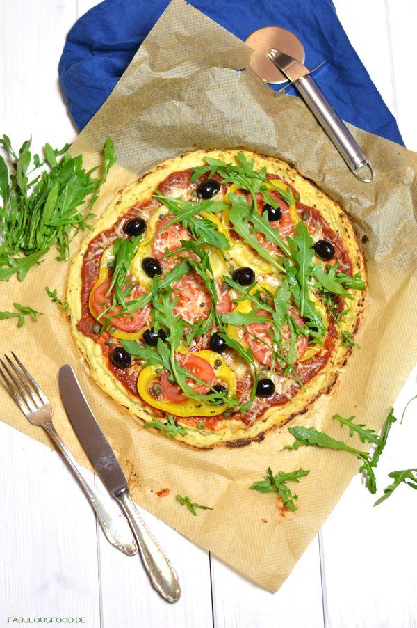 Pizza liebt wohl nun wirklich jeder. Ich kenne wirklich absolut niemanden der eine leckere Pizza verschmähen würde. Gibt es überhaupt so ein paar wenige Exemplare die unter uns weilen? Ich kanns mi…