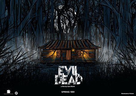 Evil Dead - Mainger | MOVIE POSTERS