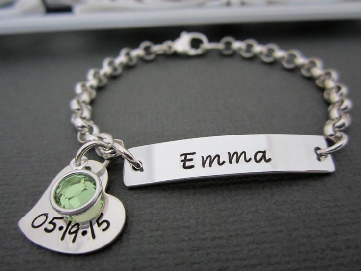 Gift For Goddaughter Birthstone Necklace Sterling By: 25+ Best Ideas About Godchild Gift On Pinterest
