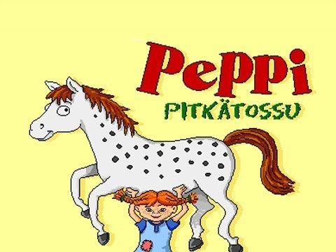 Peppi Pitkätossu (1996) - (Finnish) (PC Game) - YouTube