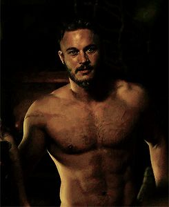 The Nifty Things • alecymagnus: Travis Fimmel as Ragnar Lothbrok in...