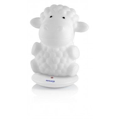 Veilleuse en forme de mouton Night sheep Miniland