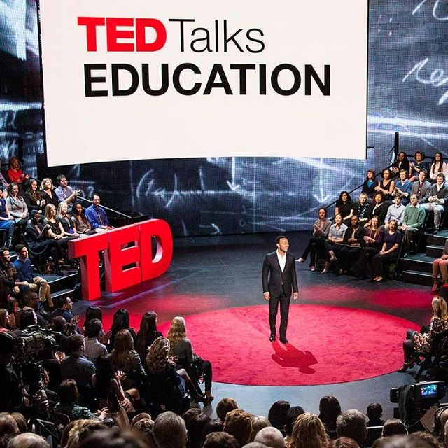 The communication explosion reaches its peak when you explore the endless avenues running through TED Talks. Moreover, the title educator embodies many f
