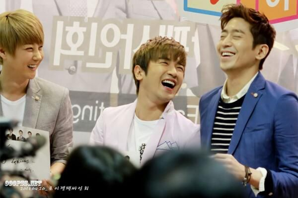 hyesung minwoo eric