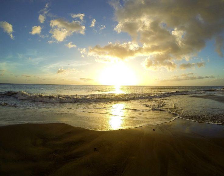 Soleil couchant Martinique