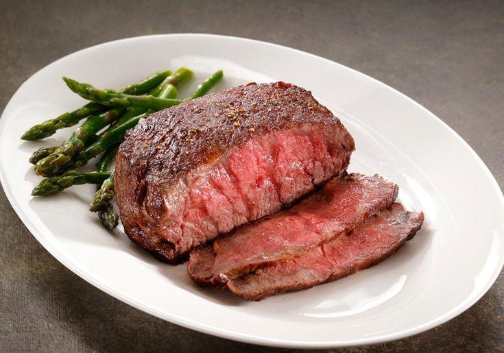 Cooked Kobe Ribeye Steak