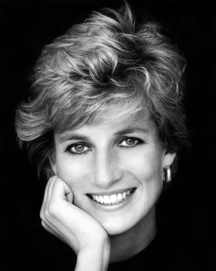 DIANA FRANCES SPENCER - LADY DI