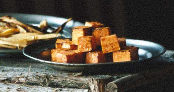 Thanksgiving Dinner // Rosemary Sweet Potatoes // Recipe - Lexington Company