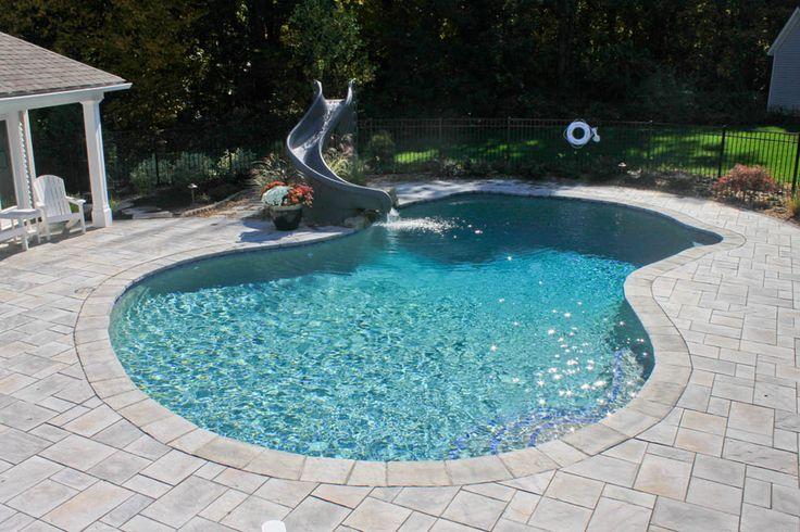 Gunite Pools Gallery Northern Pool Spa Me Nh Ma Pool Gunite Pool Spa Pool