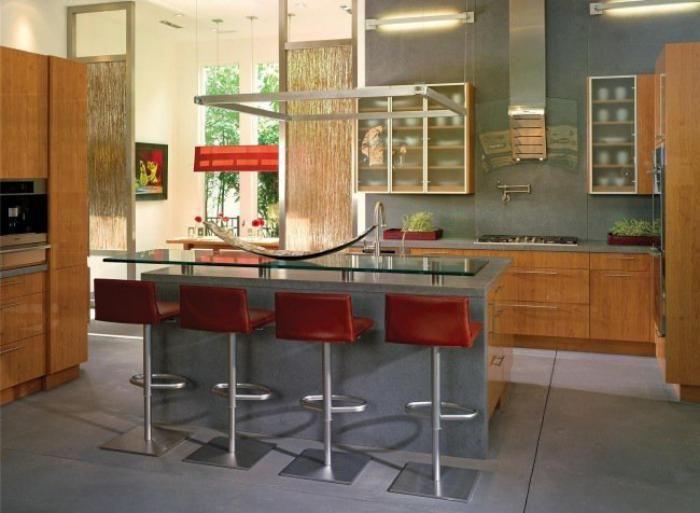 best 20+ cuisine ouverte avec bar ideas on pinterest | comptoirs