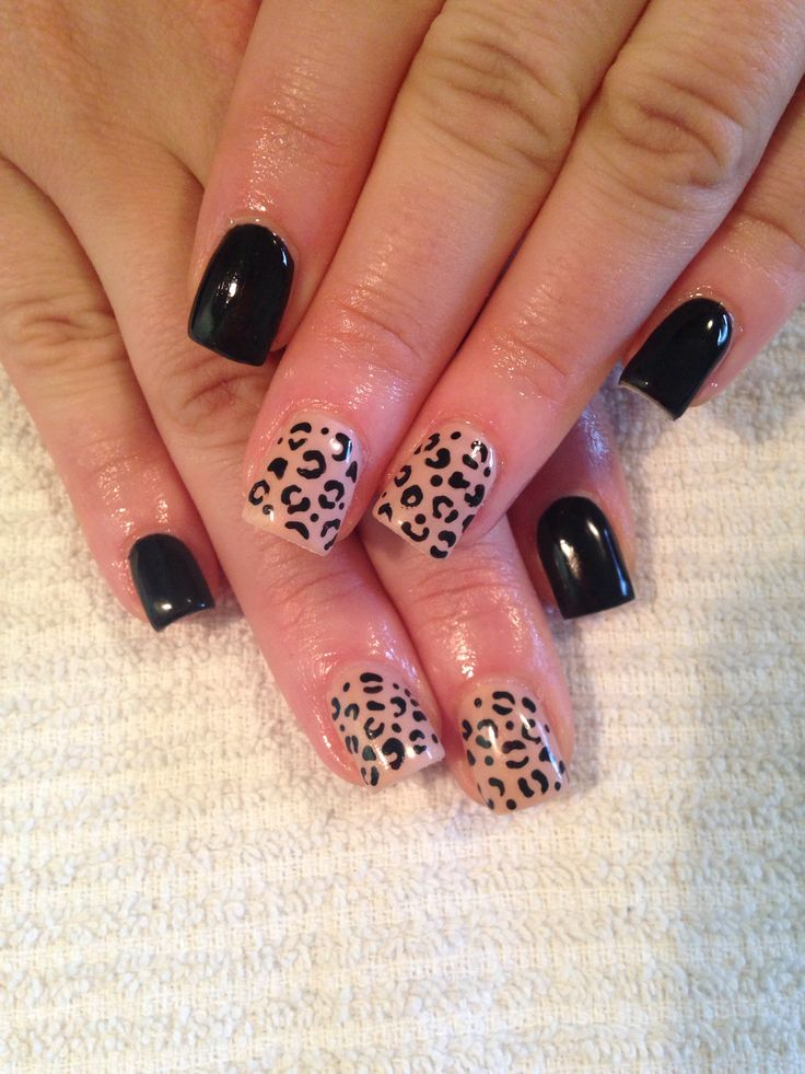 Gel Nails Shellac Nails | My Work | Pinterest