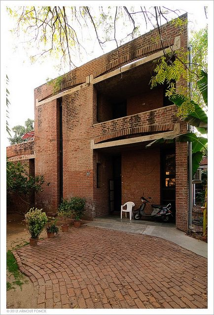 Indian Institute Of Management Ahmedabad | Flickr   Photo Sharing! Load Bearing  WallLouis ...