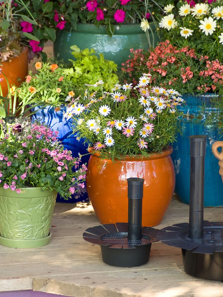 Self-Watering Pot Reservoirs - Make Any Pot Self-Watering