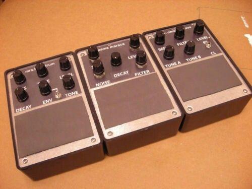 Mr Acid Machine custom drum boxes