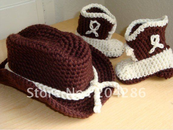 Crochet Baby Cowboy Boots Promotion Shop For Promotional