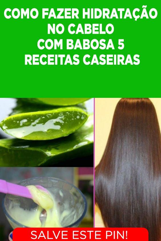 70f99c7a1 Como fazer hidratação no cabelo com babosa: 5 Receitas Caseiras. Saiba como  usar babosa