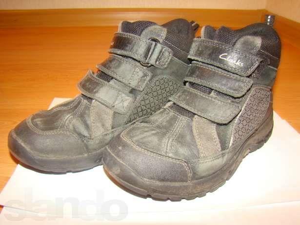 Ботинки фирмы кларкс