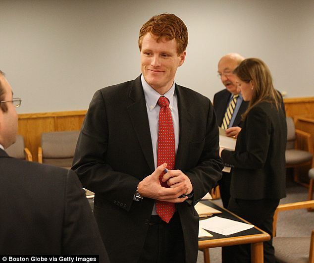 Camelot rising? Joseph P. Kennedy III is creating a stir in Massachusetts by moving to the Middlesex prosecutors office. Many think he could move into poilitics