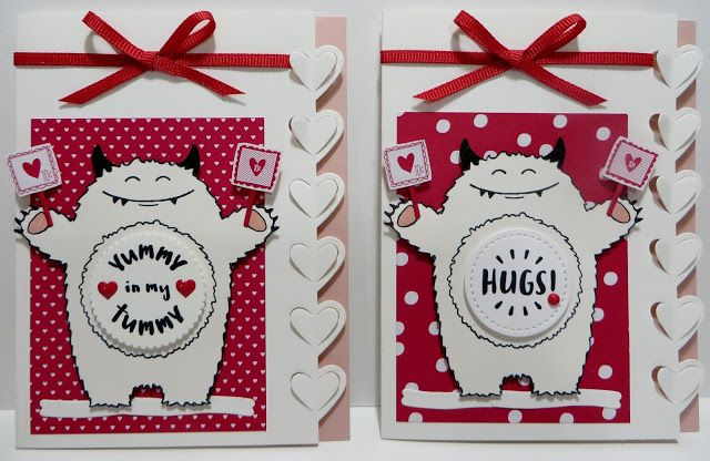 Lynn's Locker: Stampin' Up Sneak Peek 2017 Occasions Catalog Yummy in My Tummy, Sending Love, Sealed with Love, Succulent, Layering Circles, Stitched Shapes, Sweet & Sassy Hearts, - Cards, Envelopes, Card Box - IV