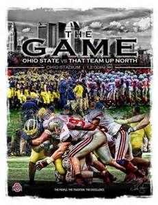Ohio State vs. Michigan, the greatest